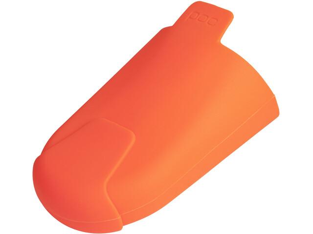 POC AVIP Skoovertræk orange | shoecovers_clothes